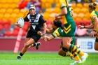 Krystal Rota in action for the Kiwi Ferns. Photo / Photosport
