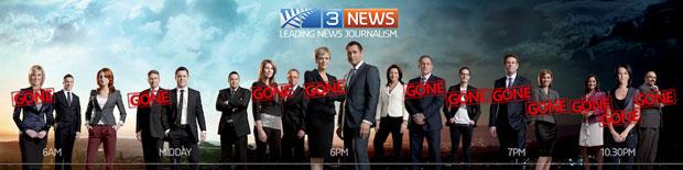 An image circulating amongst TV3 insiders.