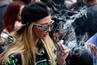 Marijuana is legal in parts of the United States. Photo / AP