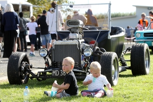 There will be plenty of automotive colour and style for young and old to enjoy at this Sunday's big show at Meeanee.