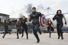 It might be a Captain America film but it features most of the Avengers.