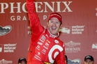 Four-times IndyCar champ Scott Dixon is the only New Zealander to win the Indianapolis 500.  Photo / AP
