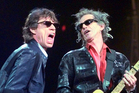 Mick Jagger, left, and Keith Richards. The Rolling Stones want Donald Trump to stop using their songs. Photo / AP