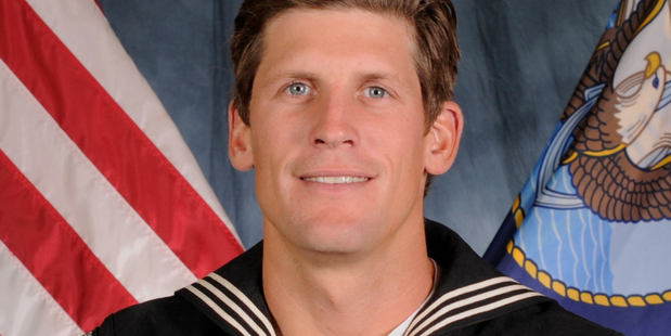 Special Warfare Operator 1st Class Charles Keating IV, 31, of San Diego. The US Navy Seal was shot and killed  in Iraq during a gunbattle. Photo / AP