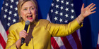 System 2 candidate: Democrat Hillary Clinton. Photo / AP