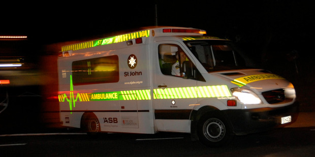 A woman and a man are badly burnt after a gas cylinder exploded in their Hawkes Bay home, blowing out three windows. Photo / File
