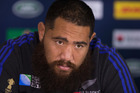 Charlie Faumuina. His wife has given evidence over an alleged road rage incident.