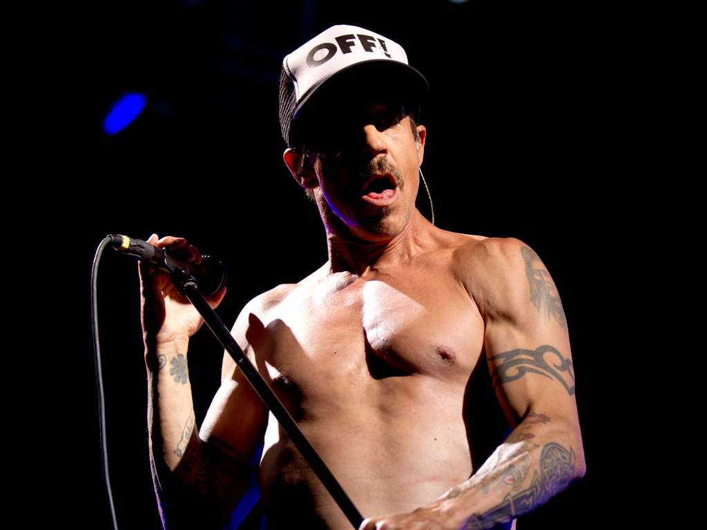 Red Hot Chili Peppers cancel show, singer hospitalised - Entertainment - NZ Herald News