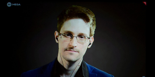 Is former NSA whistleblower Edward Snowden spreading his message via music video now?