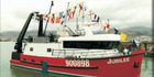 The Jubliee sank last year taking three lives. Photo / File