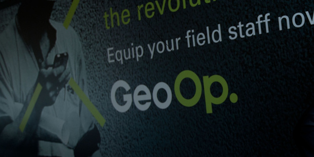 GeoOp shareholders have approved a merger with InterfaceIT. Photo / Richard Robinson