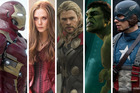 Which Marvel movie will come out on top?