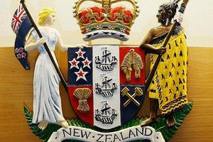 The pair were called before Waitakere Youth Court this afternoon each charged with causing grievous bodily harm with intent to rob a 28-year-old. Photo / File