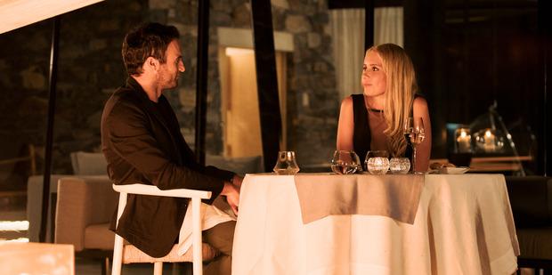 Erin turned down Jordan's offer of a sleepover on The Bachelor NZ.