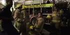 Watch: Watch : NZ Fire Service do the Running Man dance