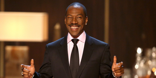 Actor and comedian Eddie Murphy now has nine children. Photo / Getty Images