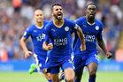 Riyad Mahrez of Leicester City. Photo / Getty
