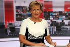 Until Hilary Barry makes a call, we cannot put her in the New Zealand TV Newsreader Hall of Fame, ranked by me. Photo / Getty Images