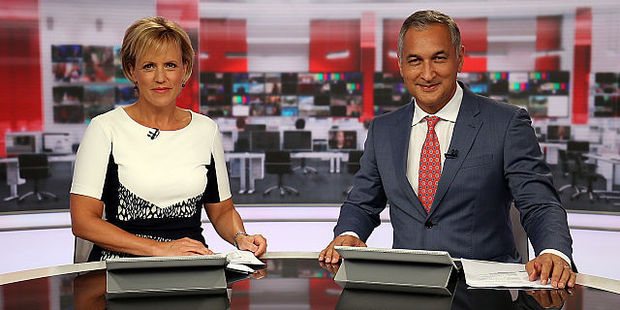 Loading Until Hilary Barry makes a call, we cannot put her in the New Zealand TV Newsreader Hall of Fame, ranked by me. Photo / Getty Images