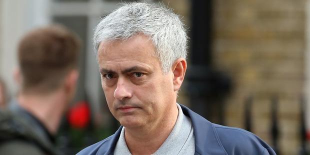 Joe Mourinho. Photo / Getty Images