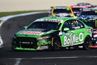 Mark Winterbottom during the V8 Supercars Phillip Island SuperSprint. Photo / Getty Images