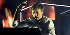 Australian musician Flume. Photo / Getty Images