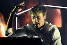 Australian musician Flume. Photo / Getty Images