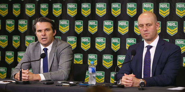 Loading Nick Weeks and Todd Greenberg. Photo / Getty