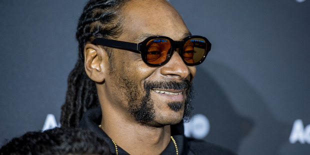 Singer Snoop Dogg. Photo / Getty Images