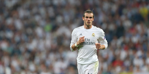 Gareth Bale. Photo / Getty Images