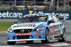 Scott McLaughlin during practice for the V8 Supercars Perth SuperSprint. Photo / Getty Images