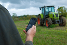 Risks could be updated by the farmer, and visitors could report risks or incidents by phone. Photo / Getty Images
