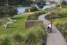 The Hatea Loop walkway.