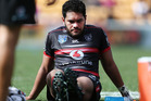 Konrad Hurrell of the Warriors looks on after the round nine NSW Intrust Super Cup Premiership match between the New Zealand Warriors and the Canterbury Bankstown Bulldogs. Photo / Getty.