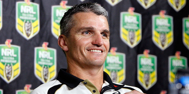 Ivan Cleary. Photo / Getty