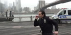 The New York Police Department shared the video in response to a challenge laid down yesterday. Photo / NYPD Facebook