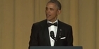 Watch: Obama Delivers Zings at Correspondents' Dinner