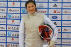 Wellington fencer Ping Yuan has been nominated for the Rio Olympics. Photo / File.
