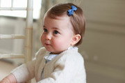 Four pictures of the Princess, all taken by the Duchess of Cambridge, were published on Kensington Palace's official Twitter feed yesterday. Photo: The Royal Family/Facebook