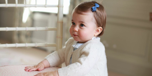 Loading Four pictures of the Princess, all taken by the Duchess of Cambridge, were published on Kensington Palace's official Twitter feed yesterday. Photo: The Royal Family/Facebook