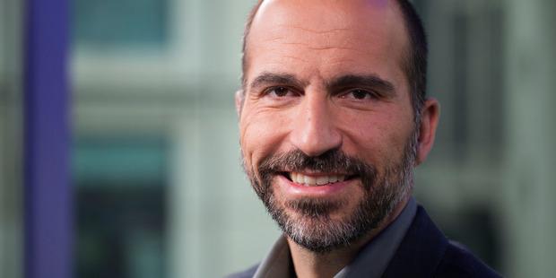 Dara Khosrowshahi, chief executive officer of Expedia Inc. Photo / Bloomberg