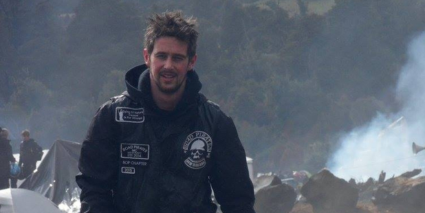 Rhys Middleton of Tauranga died in a motorcycle accident at Eskdale in Hawkes Bay in February. Photo/supplied