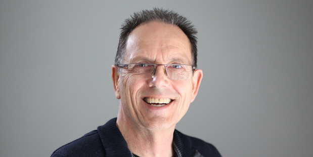 Huhu studio chief executive Trevor Yaxley.