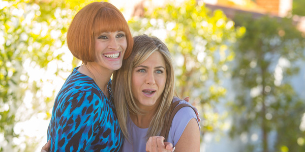 Mother's Day movie directed by Garry Marshall starring Julia Roberts and Jennifer Aniston.