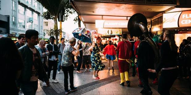 Open Streets 2016 has been an opportunity for K Road and Aucklanders to celebrate the cultural, social, creative and business activity that takes place in this diverse community.