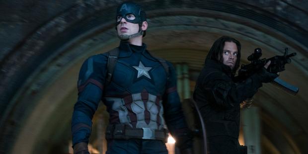 Marvel's Captain America: Civil War.