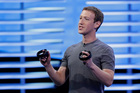 Facebook founder Mark Zuckerberg famously spent $43 million (£21 million) on four neighbouring homes to guarantee privacy. Photo / AP