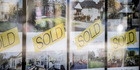 Property sales in Auckland fell dramatically last month. Photo / Michael Craig