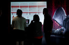 Professional services firm PricewaterhouseCoopers have developed a game that simulates a cyber attack on corporations. Photo / Dean Purcell