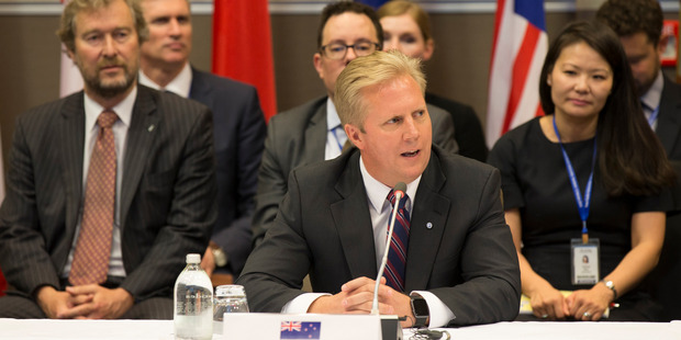 Todd McClay, who was Revenue Minister at the time of the review. Photo / Nick Reed